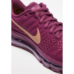 Nike Performance AIR MAX 2017 Obuwie do biegania treningowe tea berry/metallic red bronze/sunburned orange. Buty sportowe dziewczęce Nike Performance, z materiału. Za 609.00 zł.