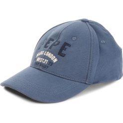 Czapka z daszkiem PEPE JEANS - Arsenal Cap PM040361  Navy 595. Niebieskie czapki i kapelusze męskie Pepe Jeans, z bawełny. Za 99.00 zł.