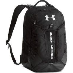 Plecak UNDER ARMOUR - Contender Backpack 1277418-001  Blk/Blk/Slv R. Plecaki damskie Under Armour, z tkaniny, biznesowe. W wyprzedaży za 229.00 zł.