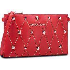 Torebka VERSACE JEANS - E3VSBPE8  70778 331. Czerwone listonoszki damskie Versace Jeans, z jeansu. Za 469.00 zł.