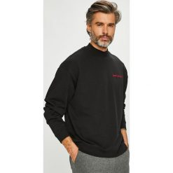Calvin Klein Jeans - Bluza. Czarne bluzy męskie Calvin Klein Jeans, z bawełny. Za 449.90 zł.