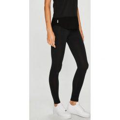 Nike Sportswear - Legginsy. Szare legginsy damskie Nike Sportswear, z bawełny. Za 139.90 zł.
