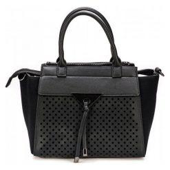 Bessie London Torebka Damska Czarny. Czarne torebki do ręki damskie Bessie London. Za 245.00 zł.