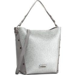 Torebka NOBO - NBAG-D2930-C019 Szary Ze Srebrnym. Szare torebki do ręki damskie Nobo, ze skóry ekologicznej. W wyprzedaży za 139.00 zł.