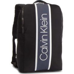 Plecak CALVIN KLEIN - Strike Nylon Backpack K50K504215 001. Czarne plecaki damskie Calvin Klein, z materiału. Za 599.00 zł.