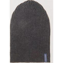 Czapka - Szary. Szare czapki i kapelusze męskie House. Za 25.99 zł.