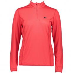 Koszulka funkcyjna w kolorze czerwonym. Czerwone t-shirty damskie Völkl, ze stójką. W wyprzedaży za 130.95 zł.