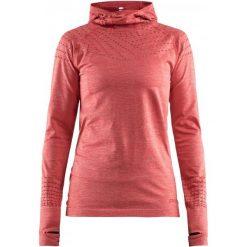 Craft Bluza Damska Core 2.0 Hood Pomarańczowa M. Brązowe bluzy damskie Craft. Za 219.00 zł.