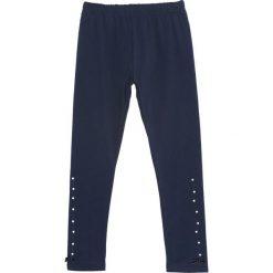 Granatowe Legginsy Formidably. Niebieskie legginsy dla dziewczynek Born2be. Za 39.99 zł.