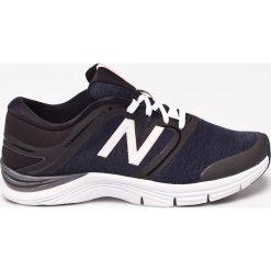 New Balance - Buty. Szare obuwie sportowe damskie New Balance, z gumy. W wyprzedaży za 179.90 zł.