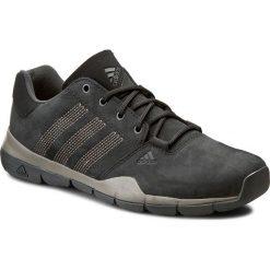 Buty adidas - Anzit Dlx M18556 Cblack/Cblack/Sbrown. Trekkingi męskie marki ROCKRIDER. W wyprzedaży za 289.00 zł.