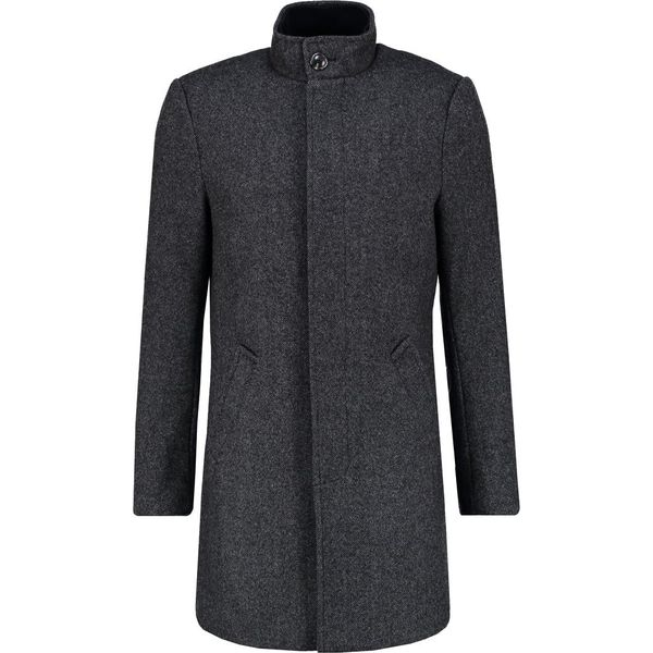 4f8a57f2fb0d7 Pier One Płaszcz wełniany /Płaszcz klasyczny grey - Płaszcze męskie ...