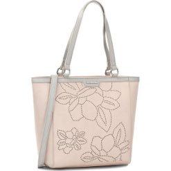 Torebka MONNARI - BAG1170-004 Pink. Czerwone torebki do ręki damskie Monnari, ze skóry ekologicznej. W wyprzedaży za 139.00 zł.