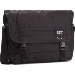 Torba na laptopa CATERPILLAR - Classic Messenger 83607-01 Black. Czarne torby na laptopa damskie Caterpillar, z materiału. W wyprzedaży za 139.00 zł.