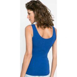 Guess Jeans - Koszulka piżamowa. Koszule nocne damskie marki MAKE ME BIO. W wyprzedaży za 39.90 zł.
