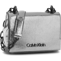 Torebka CALVIN KLEIN - Ck Candy Small Cross K60K604394 904. Szare torebki do ręki damskie Calvin Klein, ze skóry ekologicznej. Za 549.00 zł.