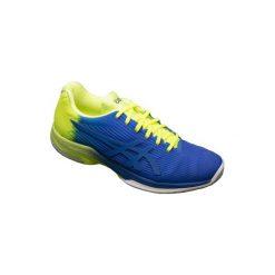 Buty tenisowe Asics Gel-Solution Speed 3 męskie. Niebieskie buty sportowe męskie Asics. W wyprzedaży za 349.99 zł.