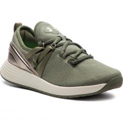 Buty UNDER ARMOUR - Ua W Breathe Trainer 3020282 300 Grn. Zielone obuwie sportowe damskie Under Armour, z materiału. W wyprzedaży za 239.00 zł.