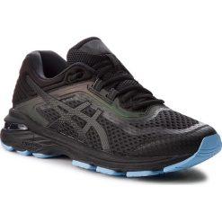Buty ASICS - Gt-2000 6 Lite-Show 1012A169 Black/Black 001. Czarne obuwie sportowe damskie Asics, z materiału. W wyprzedaży za 499.00 zł.