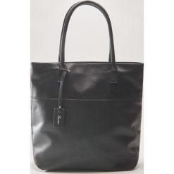 Torba shopper - Czarny. Czarne torebki shopper damskie House. Za 79.99 zł.