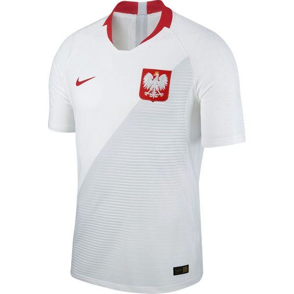 f9b6165e5 Nike Koszulka piłkarska Reprezentacji Polski Vapor Match JSY Home biała r.  S (922939-100) - Koszulki sportowe męskie Nike. Za 674.91 zł.