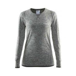 Craft Koszulka Damska Active Comfort Ls Czarna Xs. Czarne koszulki sportowe damskie Craft, z długim rękawem. W wyprzedaży za 129.00 zł.