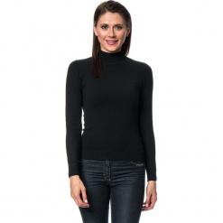 Sweter w kolorze czarnym. Czarne swetry damskie Assuili, z kaszmiru. W wyprzedaży za 113.95 zł.