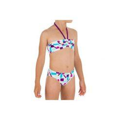 Góra kostiumu LALI LAGOON JR. Różowe stroje kąpielowe dla dziewczynek OLAIAN. W wyprzedaży za 24.99 zł.