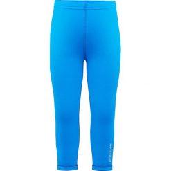 Legginsy w kolorze niebieskim. Legginsy dla dziewczynek marki OROKS. W wyprzedaży za 42.95 zł.