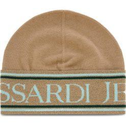 Czapka TRUSSARDI JEANS - Hat Logo Lurex 59Z00110 W004. Brązowe czapki i kapelusze damskie TRUSSARDI JEANS, z jeansu. Za 169.00 zł.