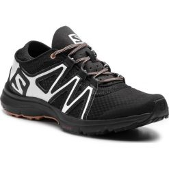 Salomon CROSSAMPHIBIAN SWIFT Obuwie do sportów wodnych blackphantompeach nectar