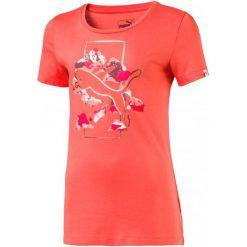 Puma T-Shirt Style Graphic Tee Love Potion 152. Różowe t-shirty i topy dla dziewczynek Puma, z materiału. W wyprzedaży za 47.00 zł.