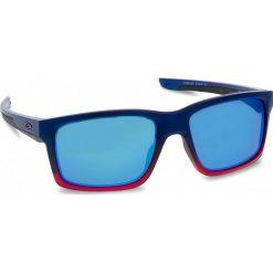 Okulary przeciwsłoneczne OAKLEY - Mainlink OO9264-3257 Blue Pop Fade/Prizm Sapphire Iridium. Czerwone okulary przeciwsłoneczne męskie Oakley, z tworzywa sztucznego. W wyprzedaży za 549.00 zł.