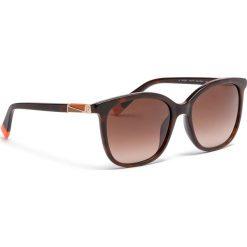 Okulary przeciwsłoneczne FURLA - Pin 995284 D 247F RE0 Havana 003. Okulary przeciwsłoneczne damskie marki QUECHUA. Za 760.00 zł.