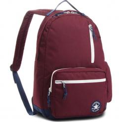 Plecak CONVERSE - 10006930-A06 613. Czerwone plecaki damskie Converse, z materiału. W wyprzedaży za 149.00 zł.