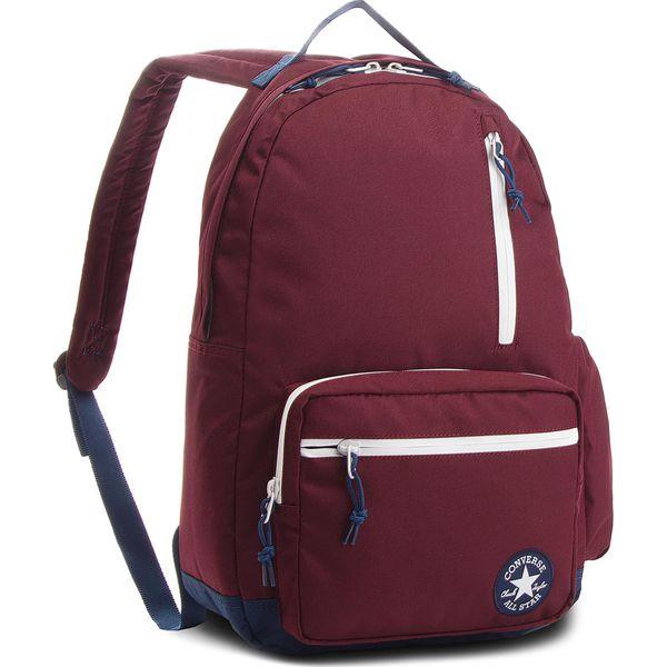 7719afc6db0a7 Plecak CONVERSE - 10006930-A06 613 - Czerwone plecaki damskie marki  Converse, z materiału. W wyprzedaży za 149.00 zł. - Plecaki damskie -  Akcesoria damskie ...