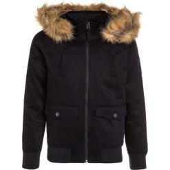 Teddy Smith BARTER Kurtka zimowa dark navy. Kurtki i płaszcze dla dziewczynek Teddy Smith, na zimę, z bawełny. W wyprzedaży za 407.20 zł.