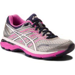 Buty ASICS - GT-2000 5 T757N Midgrey/White/Pink Glow 9601. Szare obuwie sportowe damskie Asics, z materiału. W wyprzedaży za 299.00 zł.