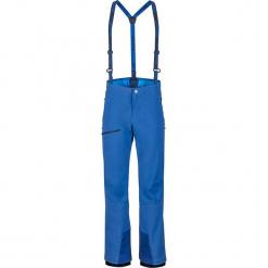 Spodnie narciarskie w kolorze niebieskim. Spodnie snowboardowe męskie marki WED'ZE. W wyprzedaży za 545.95 zł.