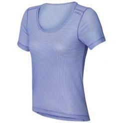 Odlo Koszulka damska Cubic Trend niebieska r. S (140481). T-shirty damskie Odlo. Za 68.38 zł.