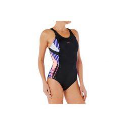 Strój pływacki jednoczęściowy Vega damski. Czarne kostiumy jednoczęściowe damskie NABAIJI. Za 59.99 zł.