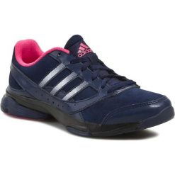 Buty adidas - F32796 Collegiate Navy/Metallic Silver/Bahia Pink. Czerwone obuwie sportowe damskie Adidas, z materiału. W wyprzedaży za 149.00 zł.