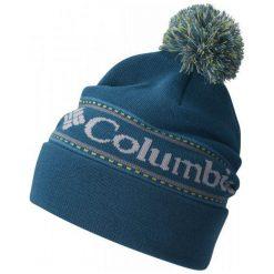 Columbia Czapka Csc Logo Beanie Deep Water Os. Szare czapki i kapelusze męskie Columbia. W wyprzedaży za 75.00 zł.