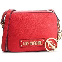 Torebka LOVE MOSCHINO - JC4344PP06K10500 Rosso. Czerwone listonoszki damskie Love Moschino, ze skóry ekologicznej. Za 959.00 zł.