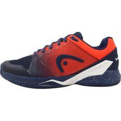 Head REVOLT PRO CLAY MEN 2.5 Obuwie do tenisa Outdoor blue/red. Trekkingi męskie Head, z materiału, na golfa. W wyprzedaży za 500.65 zł.