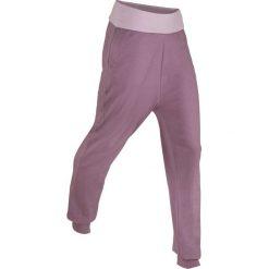 Spodnie alladynki, długie, Level 1 bonprix matowa lawenda - dymny bez melanż. Spodnie sportowe damskie marki WED'ZE. Za 59.99 zł.