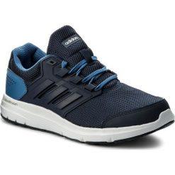 Buty adidas - Galaxy 4M CP8828 Conavy/Conavy/Ashblu. Niebieskie buty sportowe męskie Adidas, z materiału. W wyprzedaży za 179.00 zł.