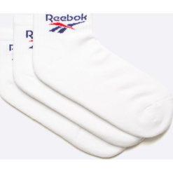 Reebok Classic - Skarpety. Białe skarpety męskie Reebok Classic, z bawełny. W wyprzedaży za 49.90 zł.