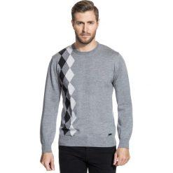 Sweter PIETRO SWP000077. Swetry przez głowę męskie marki Giacomo Conti. Za 259.00 zł.