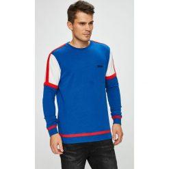 Pepe Jeans - Bluza. Szare bluzy męskie Pepe Jeans, z bawełny. W wyprzedaży za 189.90 zł.